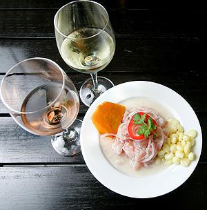 Calorías¿sabes a qué plato de comida equivale una copa de vino