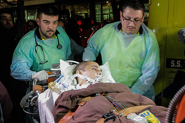 hospital uc chile: