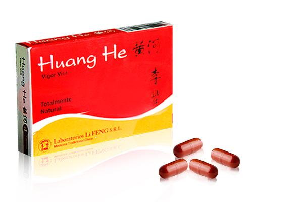 Huang he tiene viagra