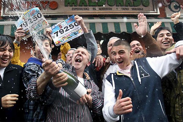 ver el sorteo de loteria de navidad: