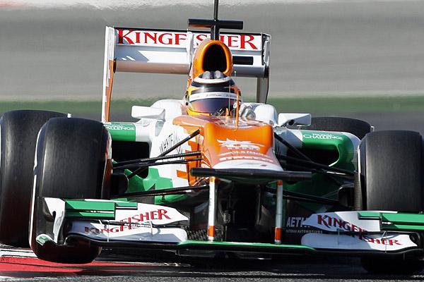 F-1: Force India contrata a un ruso de 16 años como piloto de desarrollo