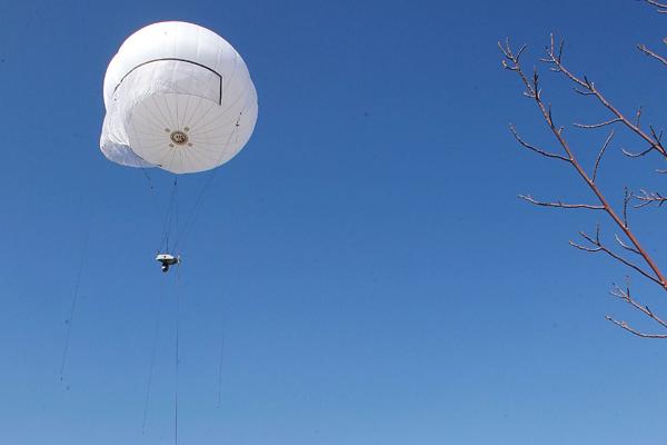 Image result for globos de vigilancia Santiago