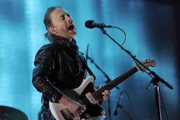 Radiohead envía misterioso mensaje a sus fanáticos en el Reino Unido