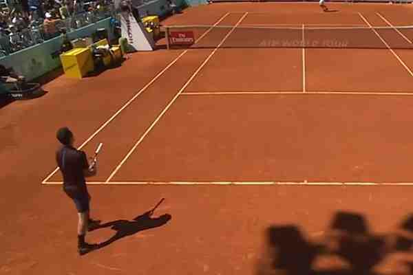 """La controvertida acción que indigna al mundo del tenis: """"Juego sucio, repugnante"""""""