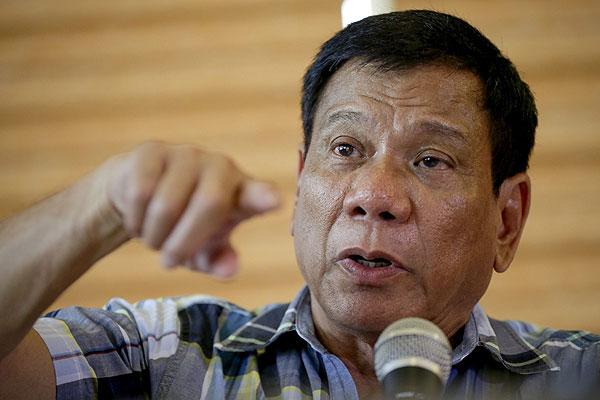 Resultado de imagen para Presidente de Filipinas