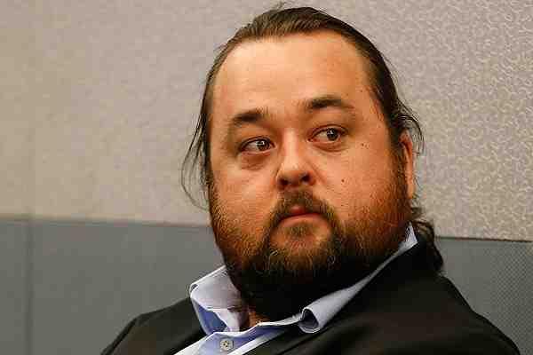"""""""Chumlee"""" se declara culpable de delitos y justicia decreta condena en su contra"""