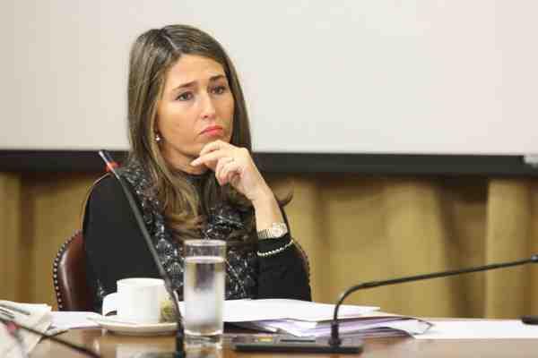 Asaltan domicilio de diputada Claudia Nogueira en Lo Barnechea