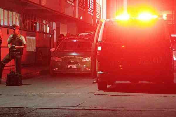 Investigan muerte de una mujer que cayó de un edificio junto a su hija en Recoleta