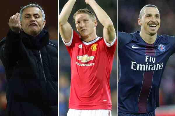 """La """"revolución"""" de Mourinho en el United: Los que se irían y los fichajes que exigiría el portugués"""
