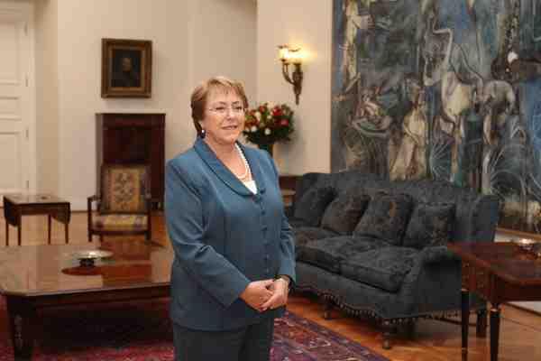 Integrantes de Comisión Caval: declaración de Bachelet es un avance para la investigación