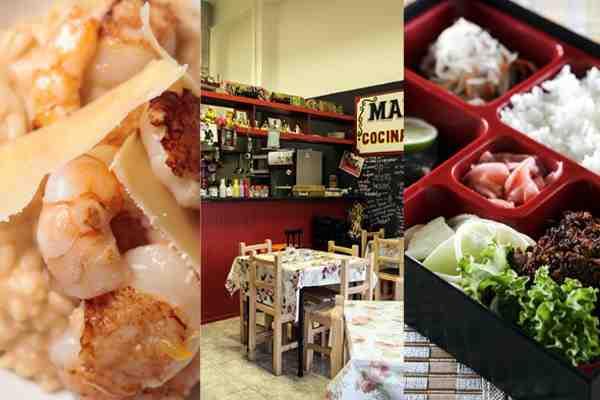 Conoce cinco restaurantes buenos, bonitos y baratos en Santiago