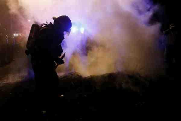 Incendio destruyó una casa y dos galpones en la región de la Araucanía