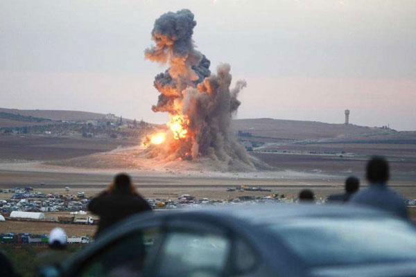 Resultado de imagen de Estabilización en Siria
