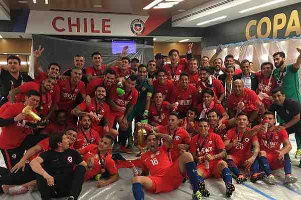 Así celebran los campeones de América el título de la Copa Centenario en las redes