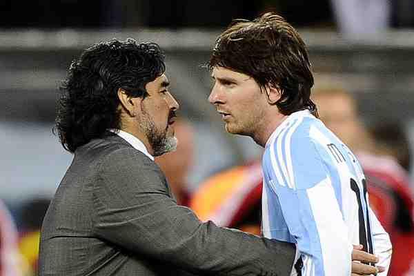 De la crítica a Messi, a su polémica con Chile: Los controvertidos dichos de Maradona en el último mes