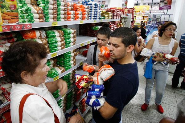 Image result for compra de alimentos en la frontera