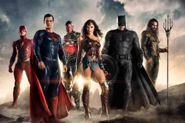 """Publican el esperado primer trailer de """"La Liga de la Justicia"""""""