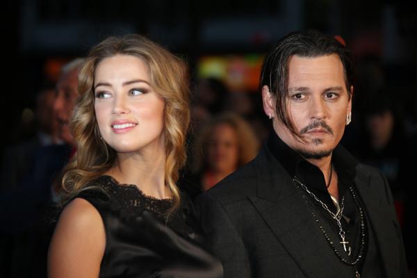 Ex esposa de Johnny Depp expone agresividad del actor a través de video