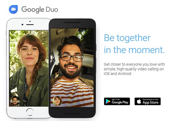 Google presenta su última aplicación para videollamadas: Duo