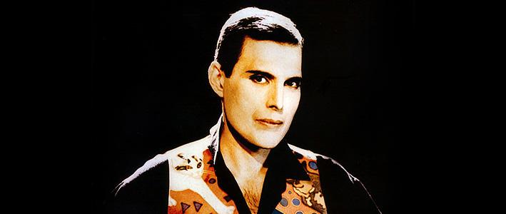 Freddie Mercury, 1991.