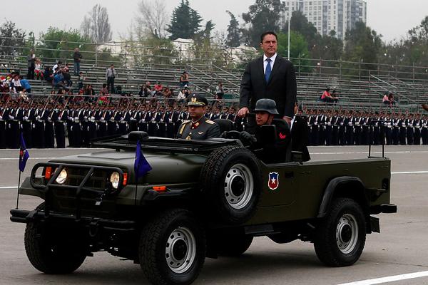 Chile sacará sus tropas en Haití en abril de 2017, después de 13 años