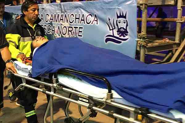 Dos jugadoras de Portugal terminan en el hospital tras duras lesiones en Mundial de Hockey Patín