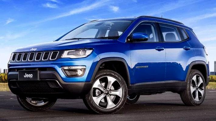 Внедорожник Jeep Compass нового поколения в скором времени появится в России
