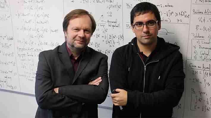 Investigadores de la U. de Chile resuelven una ecuación que estuvo casi 40 años sin respuesta