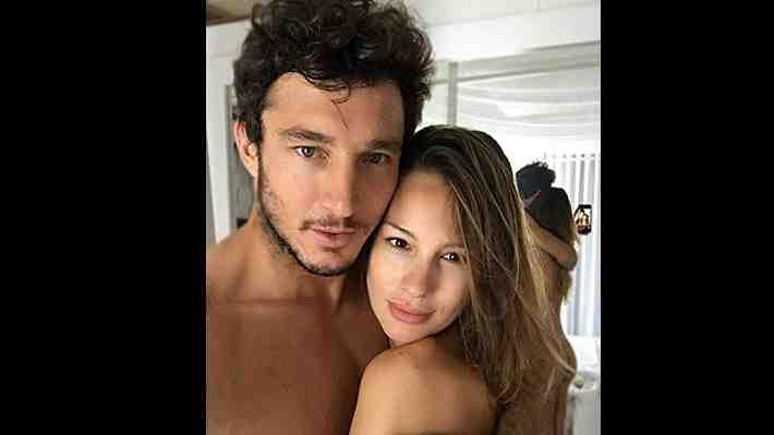 """Juan Mónaco respalda a """"Pampita"""" tras filtración de supuestas fotos íntimas"""