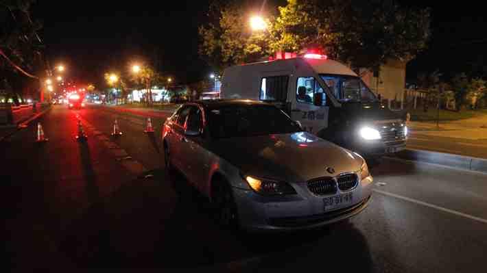 Conductor se da a la fuga tras atropellar mortalmente a un hombre
