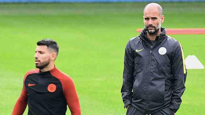 """Guardiola estaría preparando una nueva """"revolución"""" en el City y se desprendería de Agüero y Kompany"""
