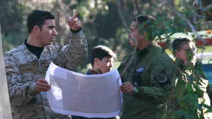 Fiscal revisará cámaras de seguridad para saber si jóvenes desaparecidos ingresaron a cerro Provincia