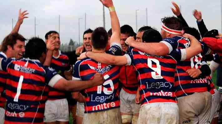 COBS se tituló campeón del Torneo Nacional de rugby con contundente triunfo sobre Troncos