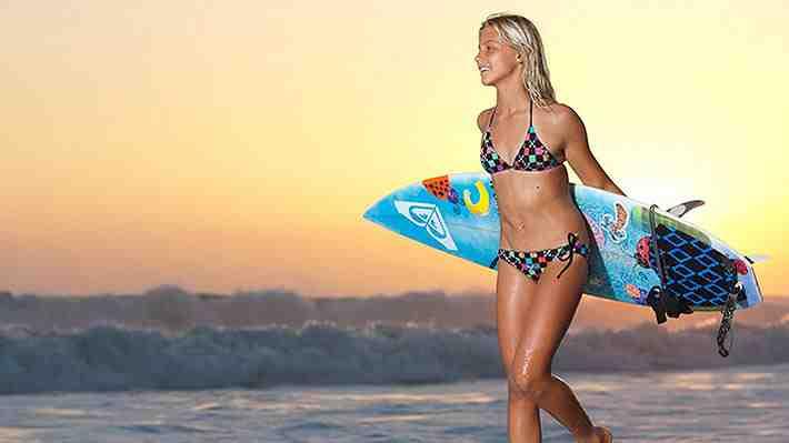 Las 10 reinas que participarán en el Mundial de Surf en Pichilemu
