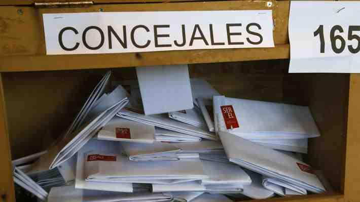 En tiempo real | Chile Vamos se convierte en el pacto más votado en estas elecciones