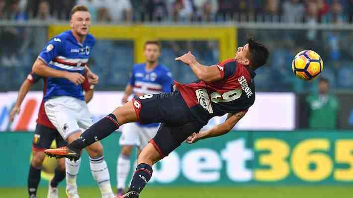 """Error del """"ojo de halcón"""" en Italia despierta las dudas sobre la tecnología en el fútbol"""