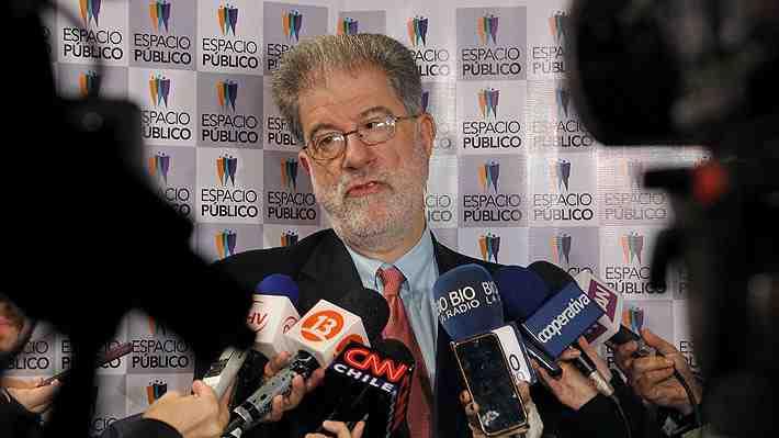 Eduardo Engel dice que la UDI usó resquicio legal para no revelar monto que pasó a candidatos