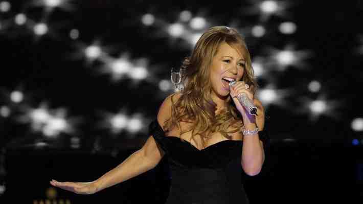 Mariah Carey anunció cancelación de su show en Chile