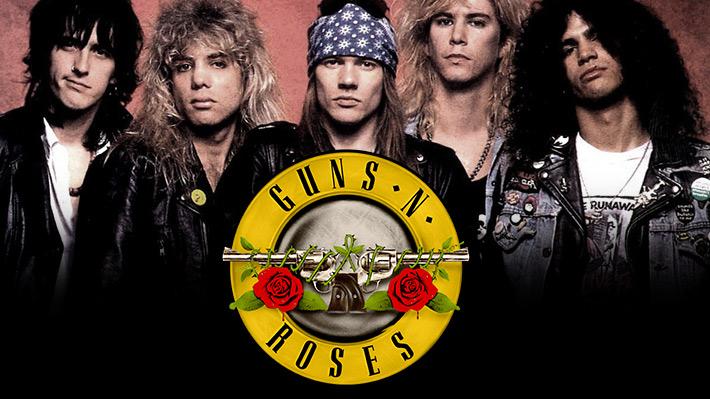 Infografía: Las cifras del regreso de Guns N' Roses