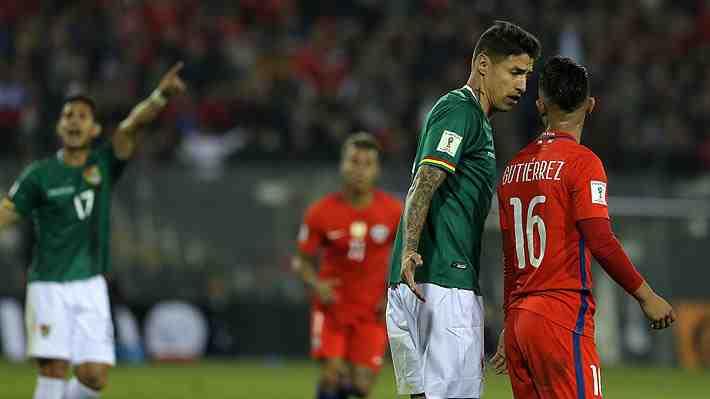 FIFA acogió reclamo de Chile y abrirá procedimiento contra Bolivia por caso de Nelson Cabrera