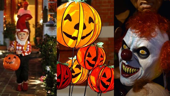 Incendios, alergias y payasos siniestros: Cómo prevenir que Halloween sea una verdadera noche de terror