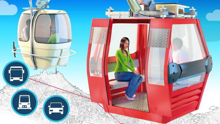Apertura: Conoce cómo opera el nuevo teleférico del San Cristóbal