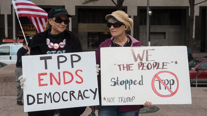 ¿Qué es el TPP? Las claves de uno de los tratados más ambiciosos del último tiempo que se ve amenazado por Trump