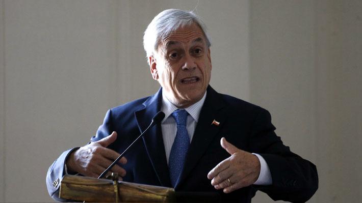 Piñera descarta similitud con Trump en su postura sobre inmigración: