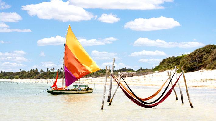 Galería: Brasil no deja de sorprender con sus playas