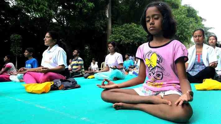 El yoga fue declarado Patrimonio Inmaterial de la Humanidad por la Unesco