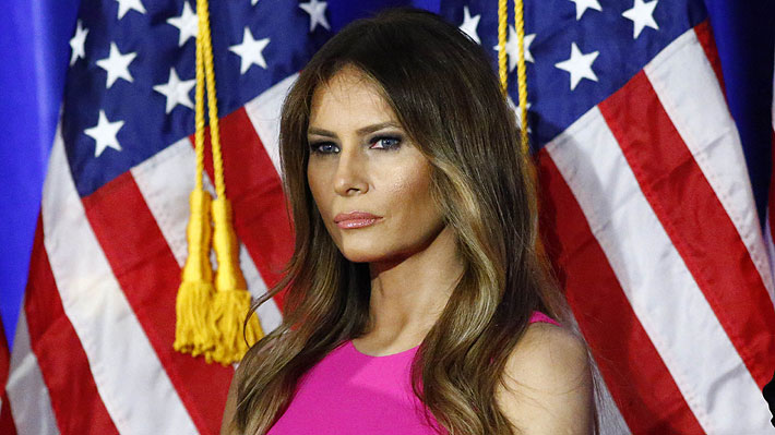 Melania Trump no quiere que sigan vendiendo tortas, miel y ropa interior con su nombre