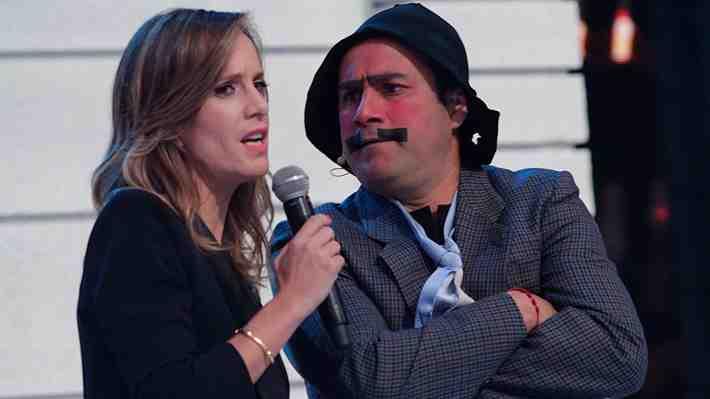 """Teletón 2016: """"Bullying"""" a Diana Bolocco y adaptación de """"Carpool Karaoke"""" se destacan en bloque nocturno"""
