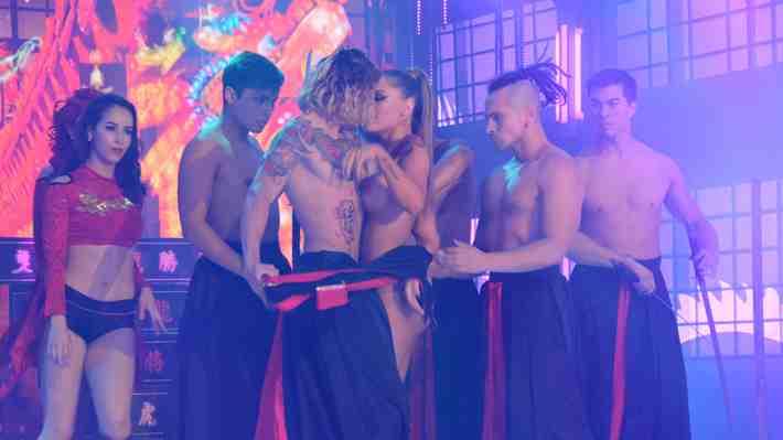 Galadriel Caldirola y Joaquín Méndez ganan la reformulada Vedetón con sensual coreografía