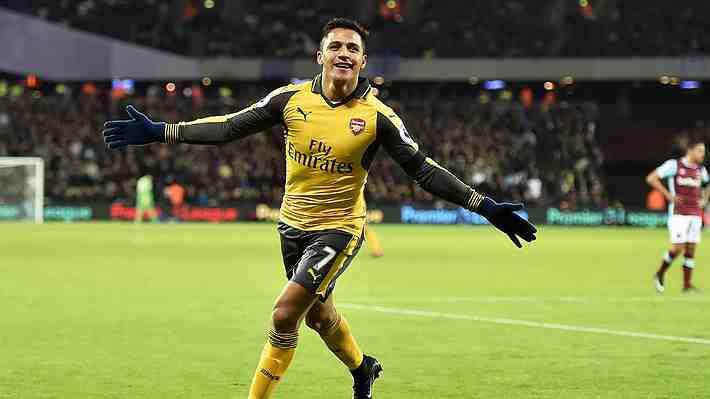 Imparable: Alexis se luce con tres golazos y suma otra brillante jornada en el Arsenal